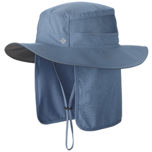 Columbia Coolhead Zero Booney Hat - Steel