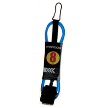 Maddog Surfboard Leash 8' Blue