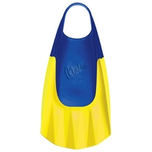 Maddog Wave Gripper Fins Yellow