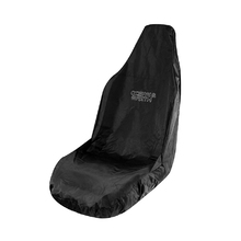 Ocean & Earth Dry Seat Cover - Black