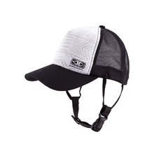 Ocean & Earth Deserts Mesh Trucker Surf Cap - White