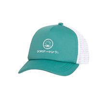 Ocean & Earth Ladies Cali 5 Panel Cap - Aqua