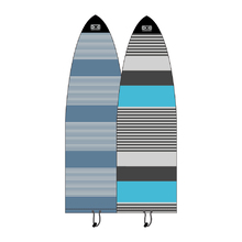 Ocean & Earth Fish Stretch Cover - Blue - 6'6