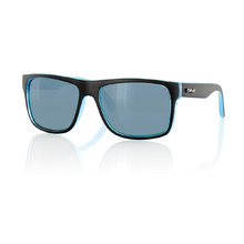 Carve Crimson Men's Blk/Cyan Polarized Sunglasses