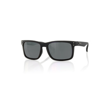 Carve Goblin Matt Black Smoke Piece Lens - Sunglasses