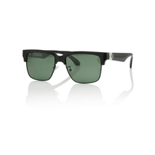 Carve Alaia Matt Black Polarized Unisex Sunglasses