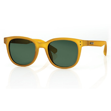 Carve Homeland Matt Honey Polarized Unisex Sunglasses