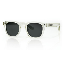 Carve Havana Shiny Clear Grey Sunglasses
