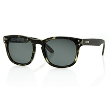 Carve Bohemia Matt Black Tort Polarized Unisex Sunglasses