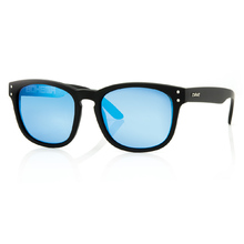 Carve Bohemia Matt Black Polarized Iridium Unisex Sunglasses