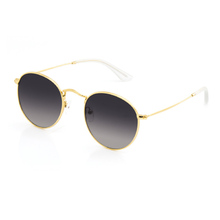 Carve Yoko Gold Grey Fade Polarized Lens - Sunglasses