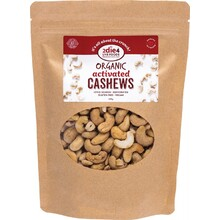 2Die4 Live Foods Organic Activated Cashews 300g