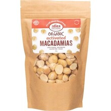 2Die4 Live Foods Organic Activated Macadamias - 250g