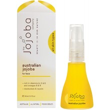 The Jojoba Company Australian Jojoba Oil For Face 30ml