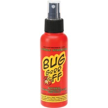 Bug-Grrr Off Natural Insect Repellent Jungle Strength 100ml