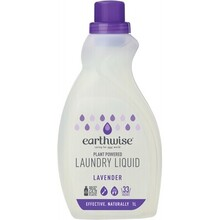 Eearthwise Laundry Liquid Lavender - 1L