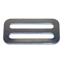 Ansco Slide Buckle - Stainless Steel