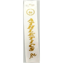 Belta Athletics Fourth Place Ribbons - Pack of 50