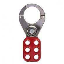 Abus Hasp Lockout Safety 38Mm Red H702
