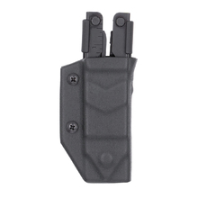 Clip & Carry Kydex Sheath for the Gerber MP600 - Black Clam