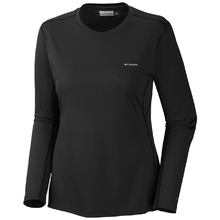 Columbia Women's Midweight II Long Slve Thermal Top Black