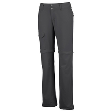 Columbia Womens Silver Ridge Convertible Pants - Grill