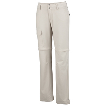Columbia Womens Silver Ridge Convertible Pants - Fossil