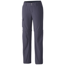 Columbia Womens Silver Ridge Convertible Pants - India Ink