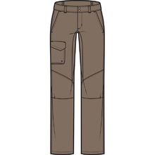 Columbia Womens Silver Ridge Pants - Truffle