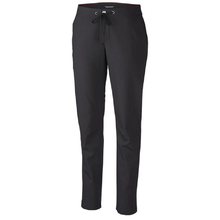 Columbia Women's Anytime Outdoor Midweight Slim Pant Black