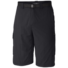 Columbia Silver Ridge Cargo Short Mens Black