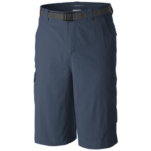 Columbia Mens Silver Ridge Cargo Shorts - Whale