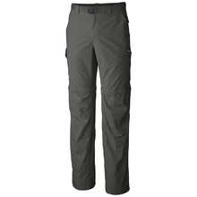 Columbia Men's Silver Ridge Convertible Pant Gravel