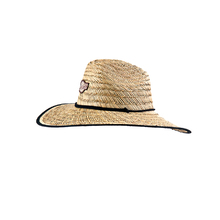Ocean & Earth Mens Big Brim Cane Hat