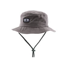 Ocean & Earth Mens One Dayer Hat - Charcoal