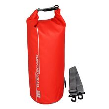 Overboard 12 Litre Dry Tube RED