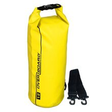 Overboard 12 Litre Dry Tube YELLOW