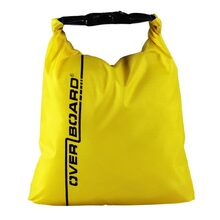 Overboard 1 Litre Dry Pouch YELLOW