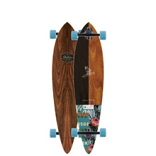 Arbor Complete Longboard Skateboard - Fish 37 Groundswell 19