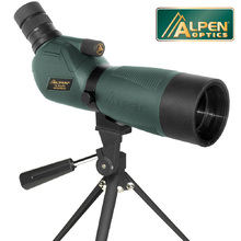Alpen Angled Spotting Scope 15-45x60 Kit