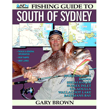 AFN Fishing Guide To South Of Sydney Book