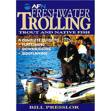 AFN Freshwater Trolling Trout And Native Fish Book