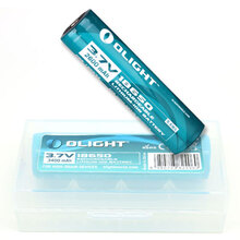 Olight 18650 Rechargeable Torch Battery 2600mah