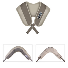 220V Massage Shawl Shoulder Neck Back Leg Massager Multifunctional Electric Cervical Massager