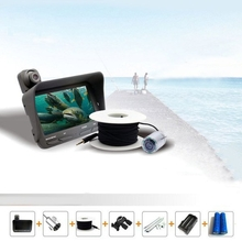 LCD Monitor Night Vision Fish Finder DVR Video Underwater Fishing Camera