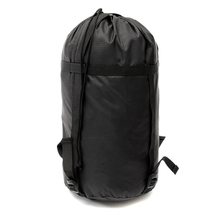 Lightweight Compression Stuff Sack Outdoor Travel Camping Sleeping Bag Black