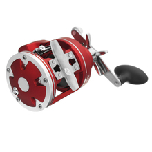 ACL30D 3.8:1 12BB Max Drag 15kg/33lbs Trolling Fishing Reel Left/Right Saltwater Fishing Wheel