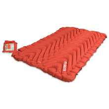 Klymit Insulated Double V Sleeping Pad - Orange