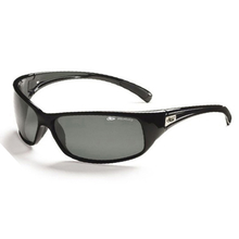 Bolle Recoil Shiny Black Adult Sunglasses Pol TNS