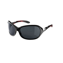 Bolle Grace Shiny Black/Coral Adult Sunglasses Pol TNS